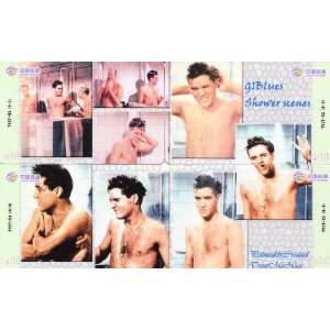 Piece Phone Card Puzzle Set   Shower Scene Montage: Everything Else