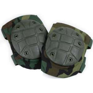 Matrix Warrior Advanced Tactical QD Knee Pads (Woodland