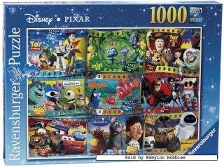 picture 3 of Ravensburger 1000 pieces jigsaw puzzle Disney   Disney