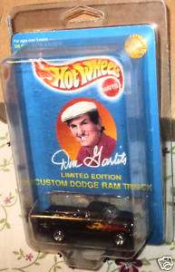 HOT WHEELS 96 DON GARLITS LE CUSTOM DODGE RAM TRUCK 2ND IN SER