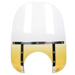 SHADES 19 MEMPHIS FATS WITHOUT MOUNT (GRADIENT YELLOW) Automotive
