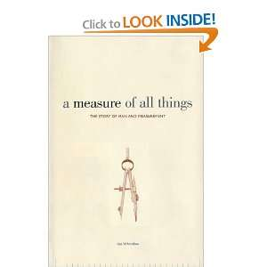 The Story of Man and Measurement [Hardcover] Ian Whitelaw Books