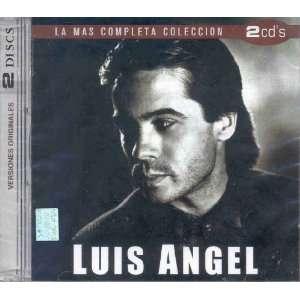 Luis Angel    La Mas Completa Coleccion LUIS ANGEL Music