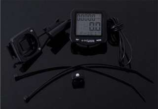 NEW 2012 Cycling Bicycle bike Computer Odometer Speedometer Backlight