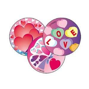 STINKY STICKERS VALENTINES DAY 60PK Toys & Games
