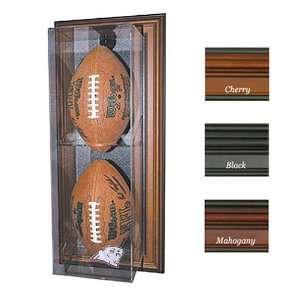 Carolina Panthers NFL Case Up Football Display Case
