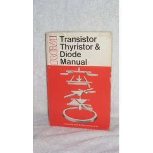 RCA Transistor Thyristor & Diode Manual Solid State Division RCA