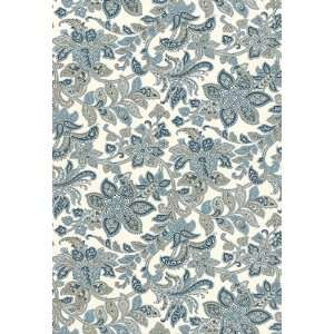 Corsini Paisley Porcelain by F Schumacher Wallpaper Home Improvement