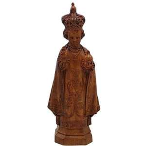 Infant of Prague 24in. Outdoor Statue Patio, Lawn