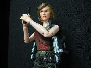 Custom Figure Resident Evil 2 Alice Milla Jovovich not hot toys