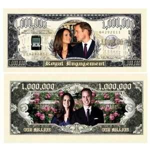 Prince William & Kate Middleton Royal Dollar (10/$4.99