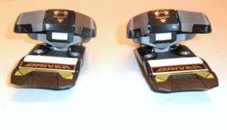 Salomon 797 Driver Composite Snow Ski Bindings DIN 3.5   10 Used Free