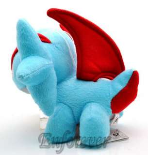 SALAMENCE Pokemon Plush Toy Doll with Tags ^PC45
