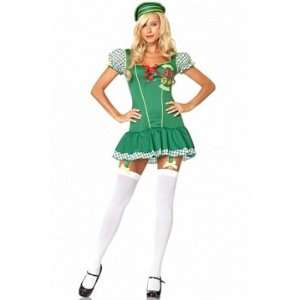 Trouble Girl Scout Costume, From Leg Avenue: Toys & Games