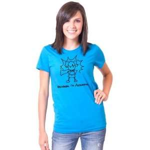 Awesome Girl American Apparel T shirt