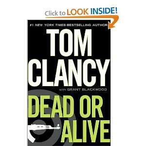 BY CLANCY, TOM)Dead or Alive[Hardcover] ON 07 Dec 2010: Unknown: Books