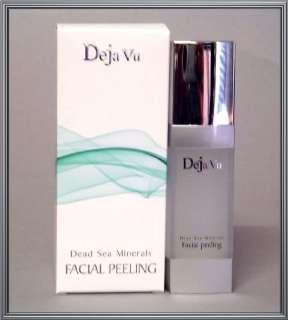 DejaVu Dead Sea Minerals, Facial Peeling, Deja Vu