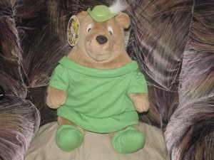 Little John Plush Toy With Tags Robin Hood Designed For