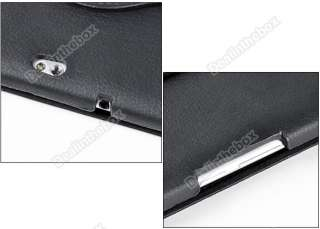 360° Rotating Swive Stand Cover Leather Case For Samsung 10.1 Galaxy