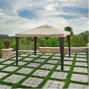 RST Outdoor Delano Gazebo Patio Furniture Patio, Lawn & Garden