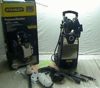 1800 psi 1.4 GPM Maintenance Free Pump Electric Pressure Washer