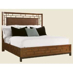 Tommy Bahama Home Paradise Point Bed Home & Kitchen