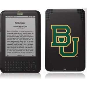 Baylor University Bears skin for  Kindle 3