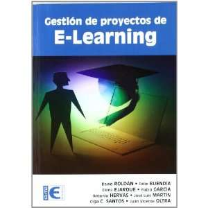 Gestion de Proyectos de E learning (9788499640105) Books