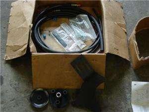 Diamond Chevy V 8 pump Belt drive Plow Snowplow Meyer