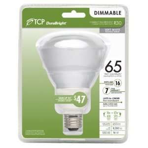 Soft White R30 Dimmable DuraBright Compact Fluorescent