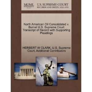 North American Oil Consolidated v. Burnet U.S. Supreme