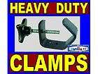 case lot 20 heavy duty lighting c clamps dj lights