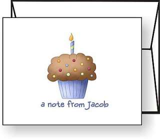 Personalized CUPCAKE FIRST BIRTHDAY PARTY Invitations