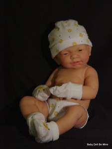NIB Berenguer New 2010 La Newborn 17 Real Girl Baby
