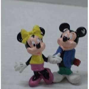 Disney Mickey Mouse & Minnie Mouse Pvc Figure Everything