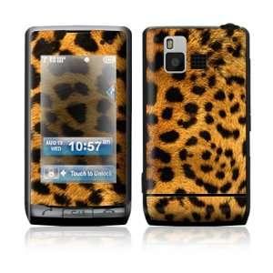 LG Dare VX9700 Skin Sticker Decal Cover   Cheetah Skin