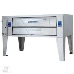 Bakers Pride Y 800 84 Gas Single Deck Oven   SUPERDeck Series: