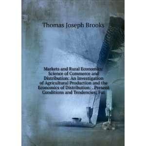 and tendencies; fut (9785879002782) Thomas Joseph Brooks Books