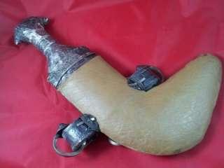 KHANJAR Jambiya Islamic Arab dagger knife Omani arabian 2.29