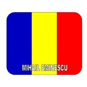 Romania, Mihail Eminescu Mouse Pad