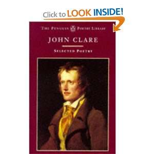 Poetry (Penguin Poetry Library) (9780140586169): John Clare: Books