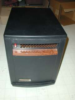 EdenPure 1000 YL 103 Quartz Infrared Portable Heater in a Box