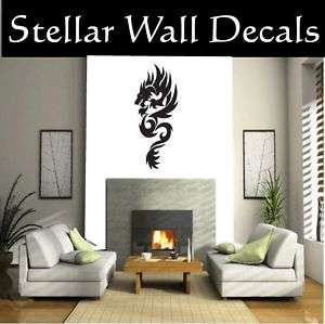 Dragon Dragons Wall Car Vinyl Decal Stickers CF12006