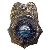 TENNESSE HIGHWAY PATROL POLICE OFFICER BADGE PIN