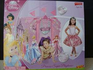 New PLAYHUT Disney Princess Super Playhouse Hut Play Tent Pop Up