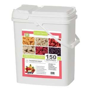 Lindon Farms 150 Freeze Dried Fruits  Sports & Outdoors