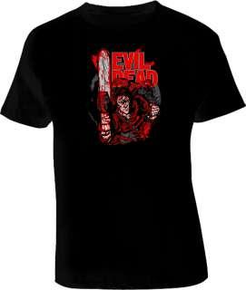 Evil Dead Funny Movie Ash T Shirt