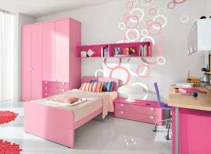 BUBBLES CIRCLES wall sticker vinyl decal art phrase