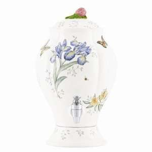 Lenox Butterfly Meadow Cold Beverage Dispenser: Kitchen & Dining