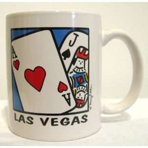 Las Vegas Mug Souvenir Ceramic Coffee Cup with Las Vegas